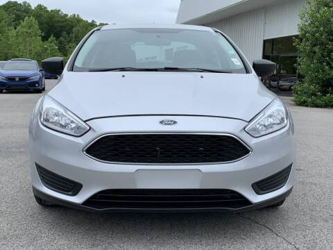2017 Ford Focus for sale at Cj king of car loans/JJ's Best Auto Sales in Troy MI