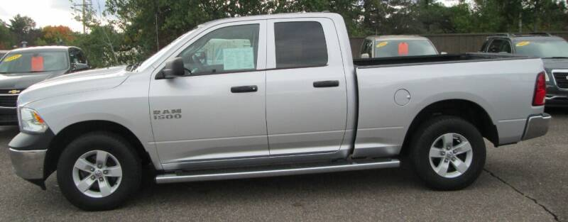 2016 RAM Ram Pickup 1500 for sale at AUTOHAUS in Tomahawk WI