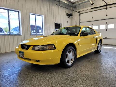 2002 Ford Mustang for sale at Sand's Auto Sales in Cambridge MN