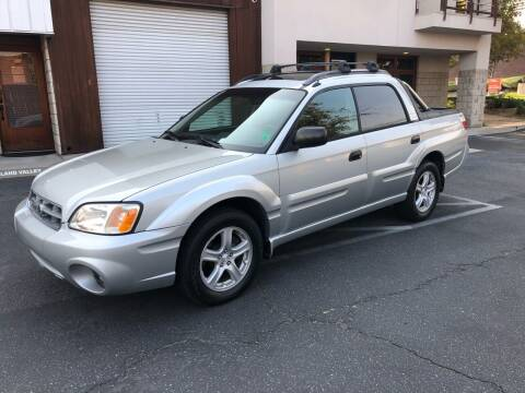 2006 Subaru Baja for sale at Inland Valley Auto in Upland CA