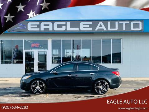 2012 Buick Regal for sale at Eagle Auto LLC in Green Bay WI