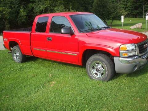 2004 GMC Sierra 1500 for sale at FOUR SEASONS MOTORS in Plainview MN