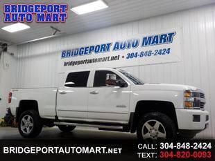 2016 Chevrolet Silverado 2500HD for sale at Bridgeport Auto Mart in Bridgeport WV