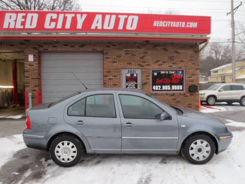 2004 Volkswagen Jetta for sale at Red City  Auto in Omaha NE
