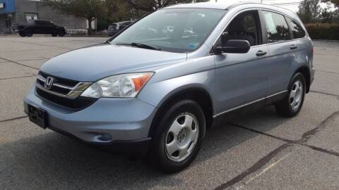 2010 Honda CR-V for sale at Jan Auto Sales LLC in Parsippany NJ