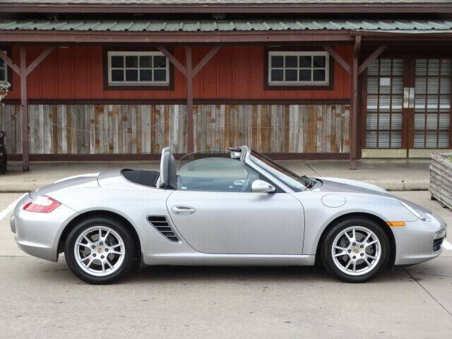 2008 Porsche Boxster for sale at Westside Hummer Inc. in Houston TX