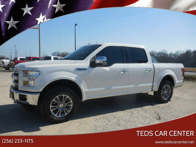 2015 Ford F-150 for sale at TEDS CAR CENTER in Athens AL