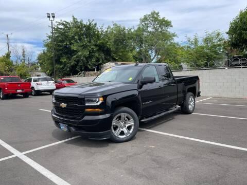 2018 Chevrolet Silverado 1500 for sale at Used Cars Fresno Inc in Fresno CA