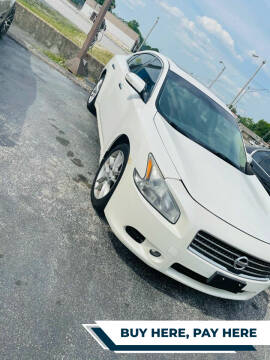 2011 Nissan Maxima for sale at Guidance Auto Sales LLC in Columbia TN