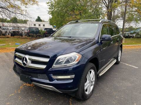 2013 Mercedes-Benz GL-Class for sale at Car Plus Auto Sales in Glenolden PA