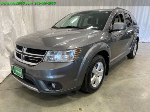 2012 Dodge Journey for sale at Green Light Auto Sales LLC in Bethany CT