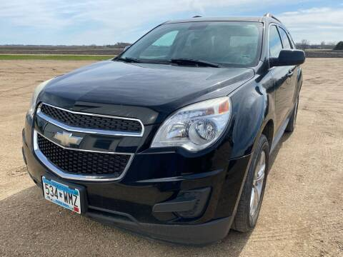 2012 Chevrolet Equinox for sale at RDJ Auto Sales in Kerkhoven MN