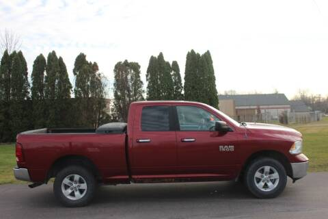 2013 RAM Ram Pickup 1500 for sale at D & B Auto Sales LLC in Washington Township MI