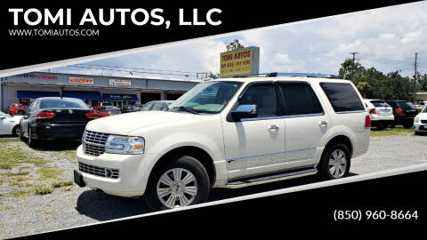 2008 Lincoln Navigator for sale at TOMI AUTOS, LLC in Panama City FL