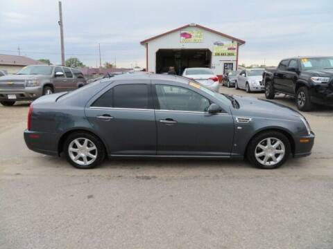 2008 Cadillac STS for sale at Jefferson St Motors in Waterloo IA