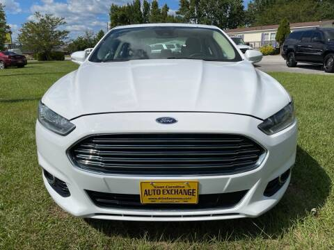 2013 Ford Fusion Hybrid for sale at Greenville Motor Company in Greenville NC