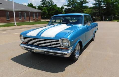 1963 Chevrolet Nova for sale at WEST PORT AUTO CENTER INC in Fenton MO
