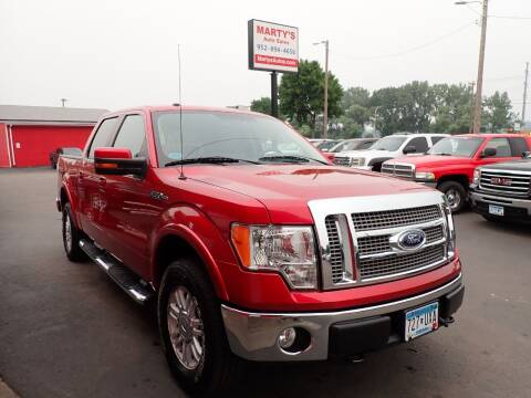2009 Ford F-150 for sale at Marty's Auto Sales in Savage MN