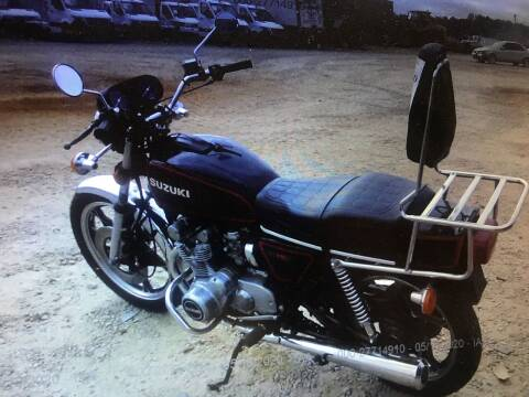 1980 Suzuki GS 550E for sale at JMD Auto LLC in Taylorsville NC