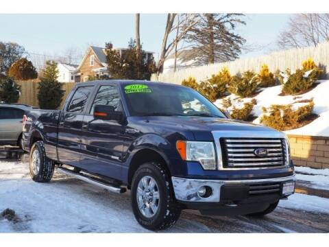 2012 Ford F-150 for sale at DORMANS AUTO CENTER OF SEEKONK in Seekonk MA