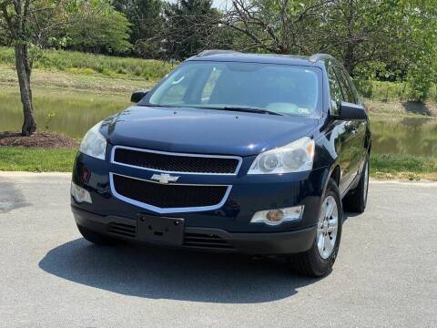 2011 Chevrolet Traverse for sale at Auto Legend Inc in Linden NJ
