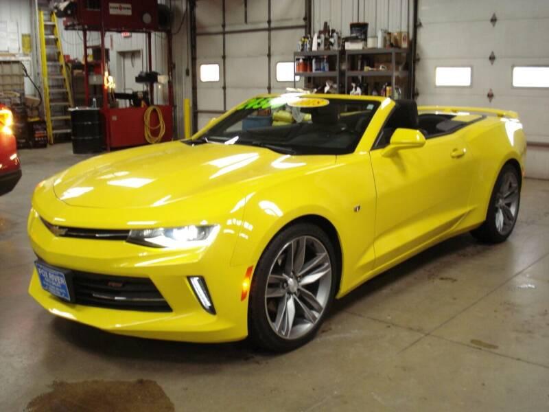2018 Chevrolet Camaro for sale at Fox River Auto Sales in Princeton WI