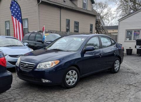 2007 Hyundai Elantra for sale at Budget City Auto Sales LLC in Racine WI