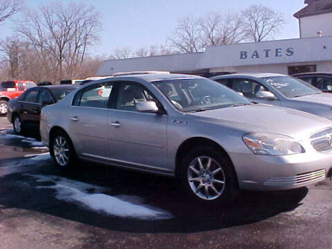 2008 Buick Lucerne for sale at Bates Auto & Truck Center in Zanesville OH