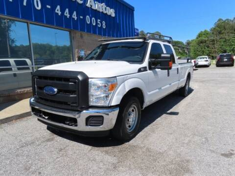 2015 Ford F-250 Super Duty for sale at 1st Choice Autos in Smyrna GA