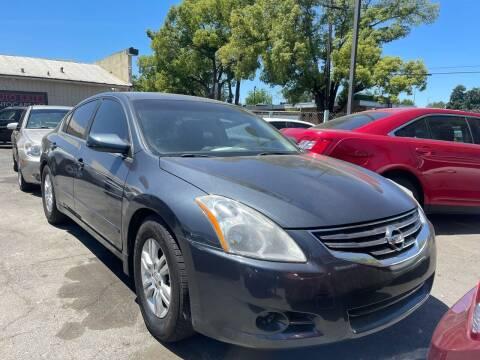 2011 Nissan Altima for sale at River City Auto Sales Inc in West Sacramento CA
