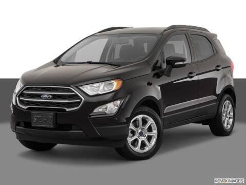 2020 Ford EcoSport for sale at Winchester Mitsubishi in Winchester VA