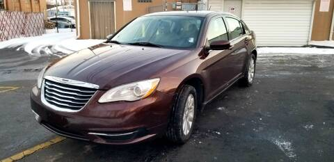 2013 Chrysler 200 for sale at Cleveland Avenue Autoworks in Columbus OH