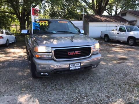 2000 GMC Sierra 1500 for sale at Port City Auto Sales in Baton Rouge LA