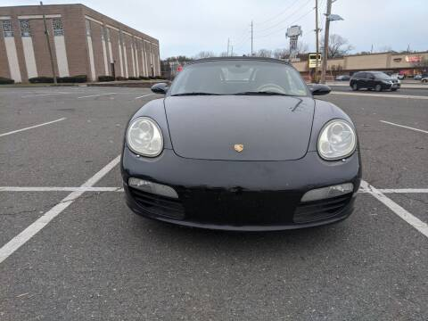 2005 Porsche Boxster for sale at Shah Motors LLC in Paterson NJ