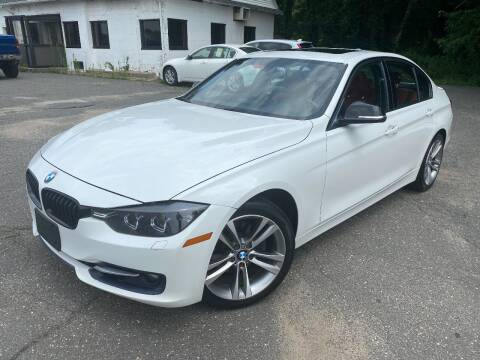 2013 BMW 3 Series for sale at East Windsor Auto in East Windsor CT