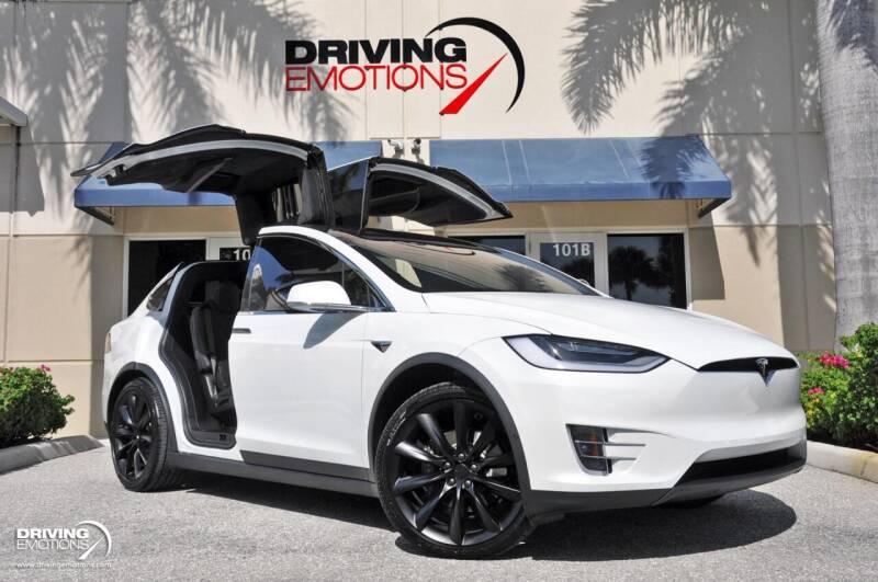 2021 Tesla Model X for sale in Lake Park, FL