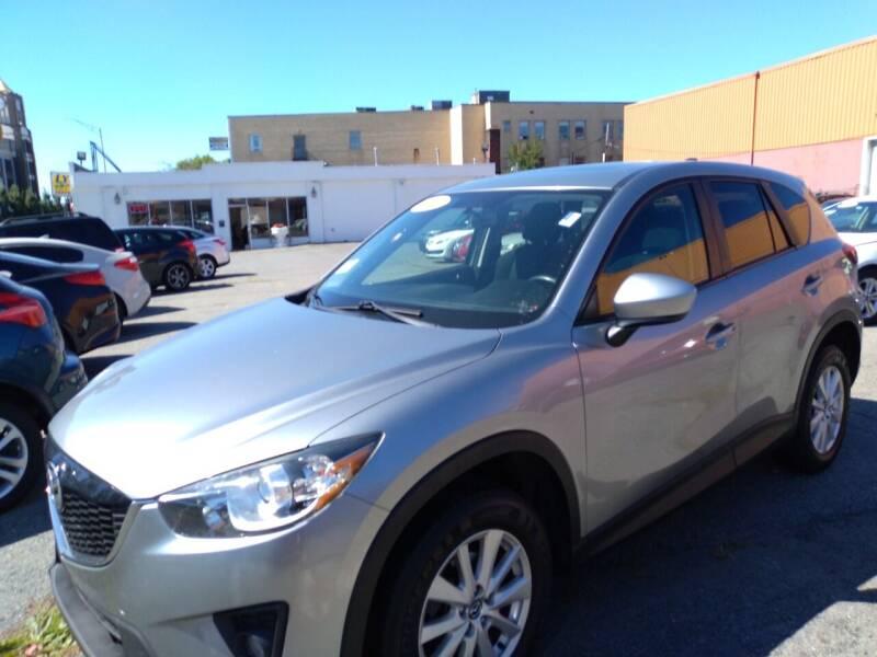 2013 Mazda CX-5 for sale at LYNN MOTOR SALES in Lynn MA