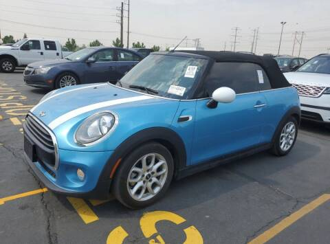 2016 MINI Convertible for sale at Northwest Euro in Seattle WA
