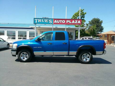 2007 Dodge Ram Pickup 1500 for sale at True's Auto Plaza in Union Gap WA