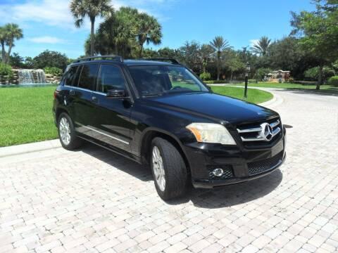 2012 Mercedes-Benz GLK for sale at AUTO HOUSE FLORIDA in Pompano Beach FL