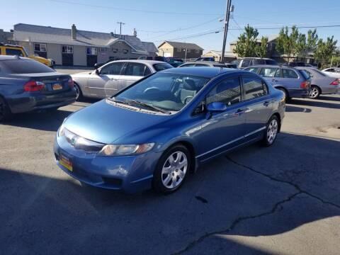 2009 Honda Civic for sale at Cool Cars LLC in Spokane WA