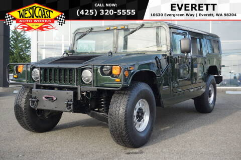 2000 AM General Hummer for sale at West Coast Auto Works in Edmonds WA