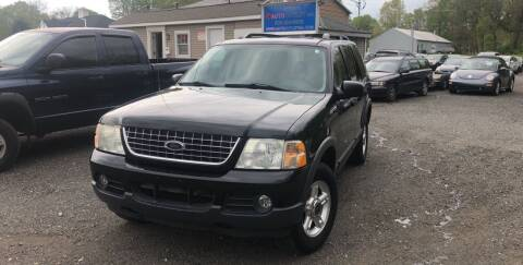 2003 Ford Explorer for sale at AUTO OUTLET in Taunton MA