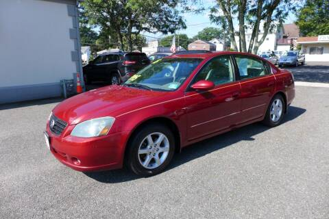 2005 Nissan Altima for sale at FBN Auto Sales & Service in Highland Park NJ