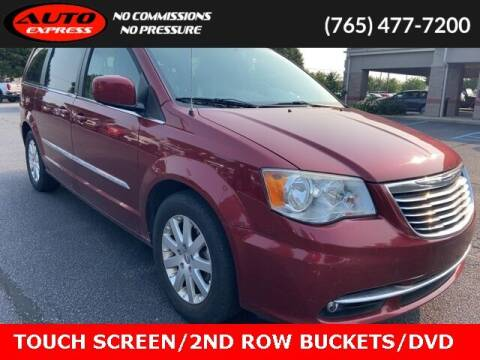 2013 Chrysler Town and Country for sale at Auto Express in Lafayette IN