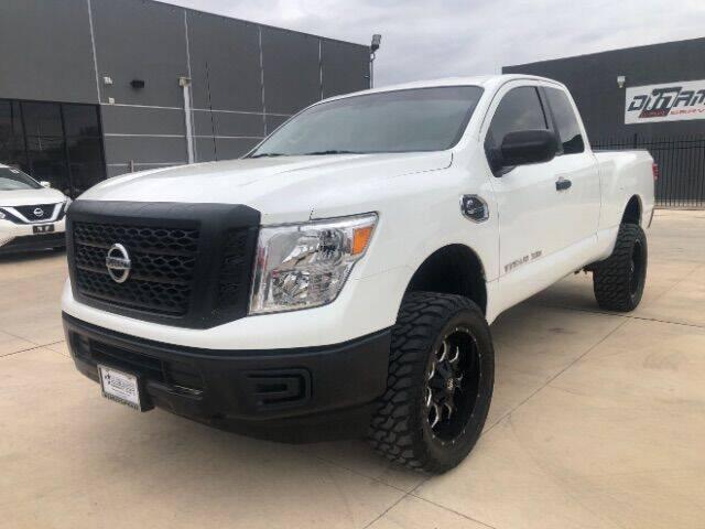 2017 Nissan Titan XD for sale at Eurospeed International in San Antonio TX