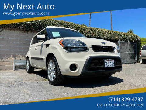 2013 Kia Soul for sale at My Next Auto in Anaheim CA