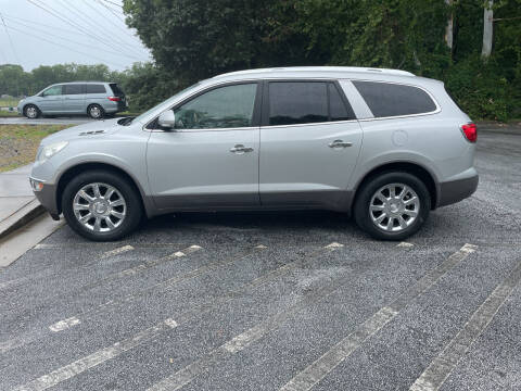 2011 Buick Enclave for sale at Bo Bowlin Automotive in Loganville GA