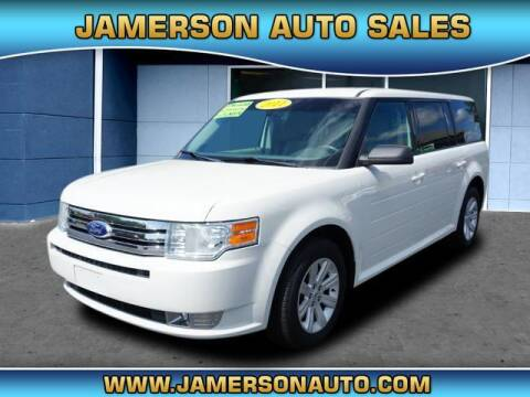 2011 Ford Flex for sale at Jamerson Auto Sales in Anderson IN