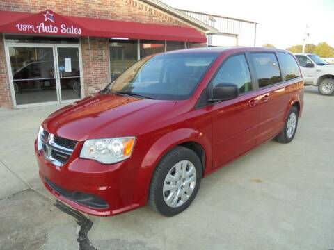 2016 Dodge Grand Caravan for sale at US PAWN AND LOAN in Austin AR